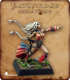 Pathfinder Miniatures: Seoni, Iconic Female Human Sorceress - Core Rulebook