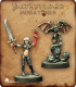 Pathfinder Miniatures: Nualia and Elyrium