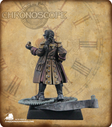 Chronoscope (Chronotech): Sasha DuBois, Time Chaser (painted by Jennifer Haley)