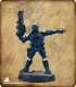 Chronoscope (NOVA Corp): NOVA Corporate Security Sergeant (painted by Erin Warfield)
