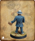 "Chronoscope: Chang, Honolulu Investigator (painted by Sean ""Jabberwocky"" Fulton)"