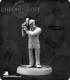 Chronoscope (Noir): Daniel Sterling, Secret Agent of GUARD