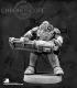 Chronoscope (NOVA Corp): Reggie Van Zandt, Space Marine