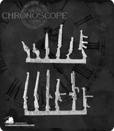 Chronoscope: 20th Century Weapons Pack
