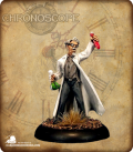 Chronoscope (Super Villains): Dr. Ervin Friedman, Mad Scientist
