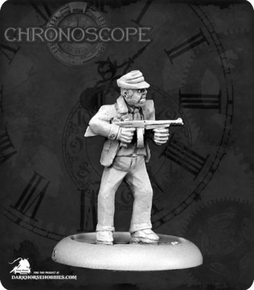 Chronoscope: Carmine Defazio, Mob Hitman