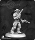Chronoscope (Chronotech): John Bishop, Space Marshal