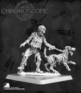 Chronoscope (Survivors): Zombie Dog Handler