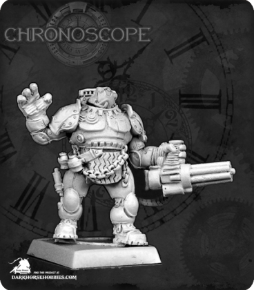 Chronoscope (NOVA Corp): Blackstar Privateer w/Chaingun