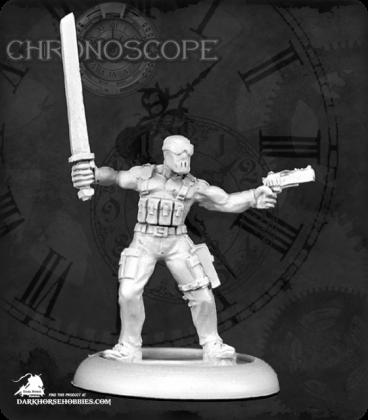 Chronoscope: Cobra, Modern Ninja