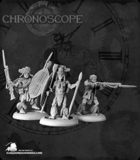 Chronoscope: Zulu Warriors Set