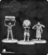 Chronoscope (Pulp Adventures): Bearers and Porters Set