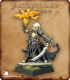 Pathfinder Miniatures: Seltyiel, Iconic Half-Elf Magus/Eldritch Knight