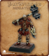 Pathfinder Miniatures: Shoanti Barbarian