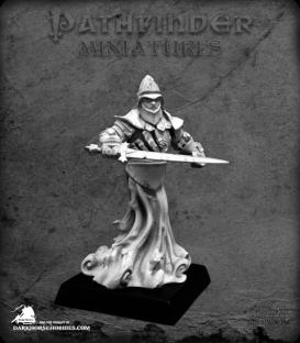 Pathfinder Miniatures: Honaire, Spirit