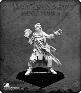 Pathfinder Miniatures: Erasmus, Iconic Medium