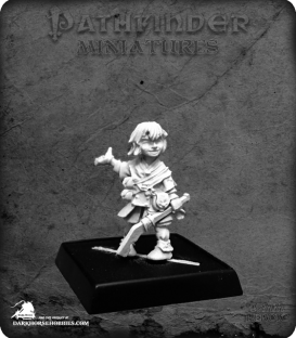 Pathfinder Miniatures: Yoon, Iconic Kineticist