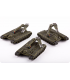 Dropzone Commander: UCM - Sabre Main Battle Tanks (3)