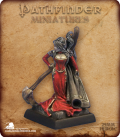 Pathfinder Miniatures: Cleric of Urgathoa
