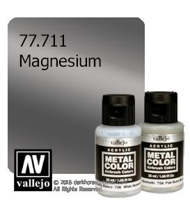Vallejo Metal Color: Magnesium (32ml)
