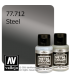 Vallejo Metal Color: Steel (32ml)