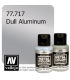 Vallejo Metal Color: Dull Aluminum (32ml)