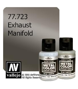 Vallejo Metal Color: Exhaust Manifold (32ml)