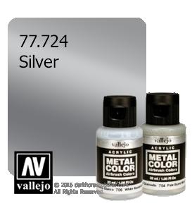 Vallejo Metal Color: Silver (32ml)
