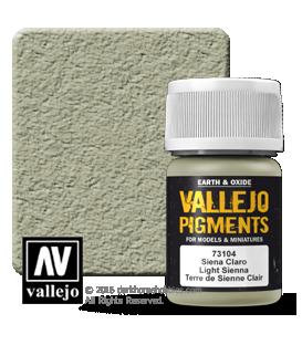 Vallejo Pigments: Light Sienna (35ml)