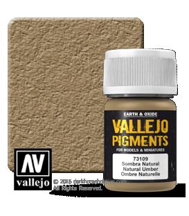 Vallejo Pigments: Natural Umber (35ml)