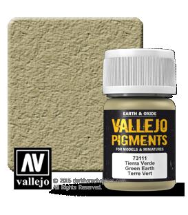 Vallejo Pigments: Green Earth (35ml)