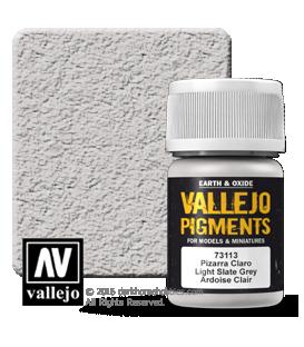 Vallejo Pigments: Light Slate Grey (35ml)