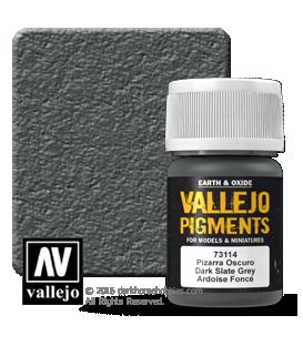 Vallejo Pigments: Dark Slate Grey (35ml)