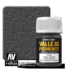 Vallejo Pigments: Carbon Black (35ml)
