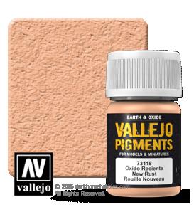 Vallejo Pigments: New Rust (35ml)