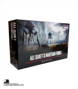 All Quiet on the Martian Front: Starter Game