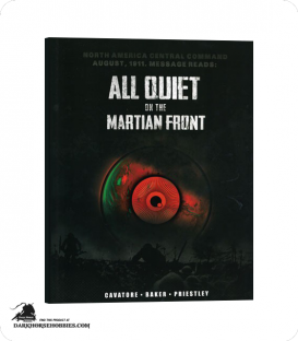 All Quiet on the Martian Front: Rulebook (Hardcover)