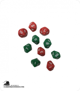 All Quiet on the Martian Front: Dice Pack