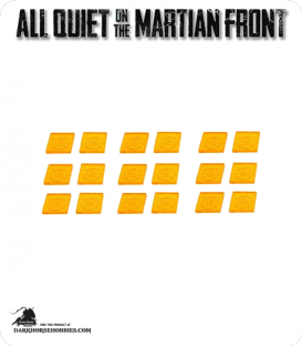 All Quiet on the Martian Front: Blip Markers Set