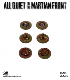 All Quiet on the Martian Front: Traps Set