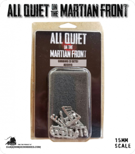 All Quiet on the Martian Front: Gubbins Sets