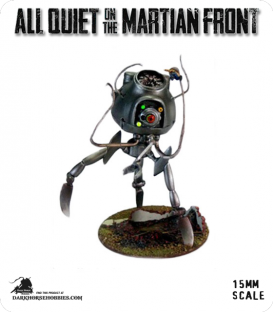 All Quiet on the Martian Front: Martian Forces - Harvester