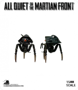 All Quiet on the Martian Front: Martian Forces - Slaver Tripod