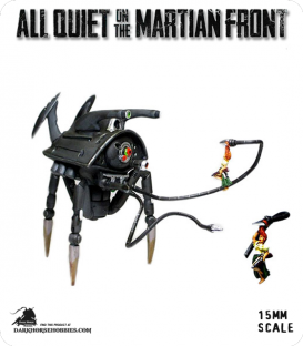 All Quiet on the Martian Front: Martian Forces - Scientist Tripod