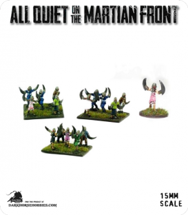 All Quiet on the Martian Front: Martian Forces - LobototOn Squad Slicers