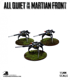 All Quiet on the Martian Front: Martian Forces - Sniper Drones