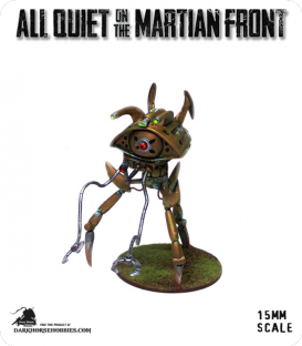 All Quiet on the Martian Front: Martian Forces - Royal Scientist
