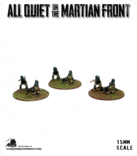 All Quiet on the Martian Front: BEF - Vickers Machine Gun Squad