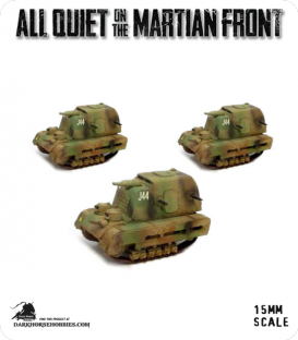 All Quiet on the Martian Front: BEF - Cardigan Infantry Carriers