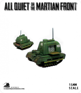 All Quiet on the Martian Front: BEF - Lloyd Command Carrier